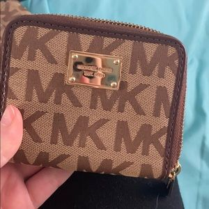 Micheal Kors ( Wallet only)
